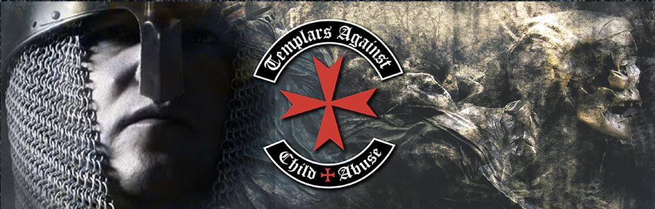 Templars Against Child Abuse (T.A.C.A) Logo